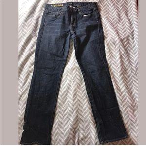 "J. Crew ""Matchstick"" Denim Flare Jeans 31 Short"